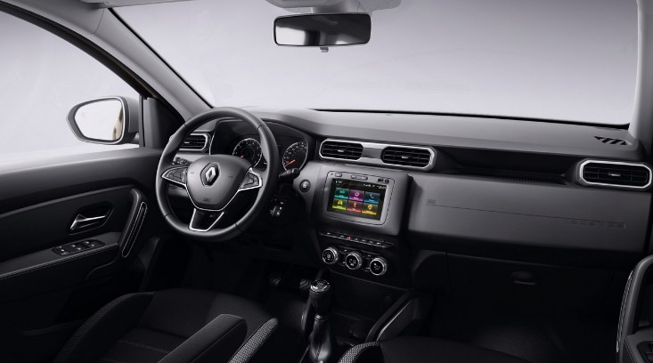 2020 Renault Duster Interior