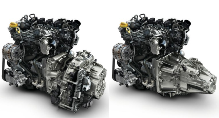 2020 Renault Scenic Engine