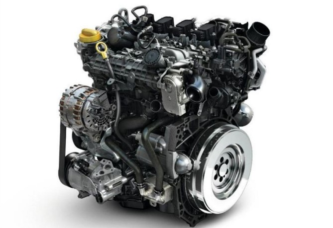 2020 Renault Arkana Engine