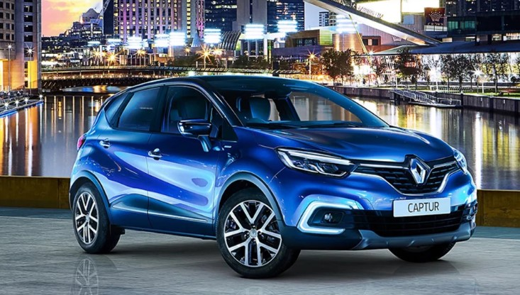 Renault Captur 2020: Interior, Price, Redesign, And Specs >> New 2020 Renault Captur 2021 Renault