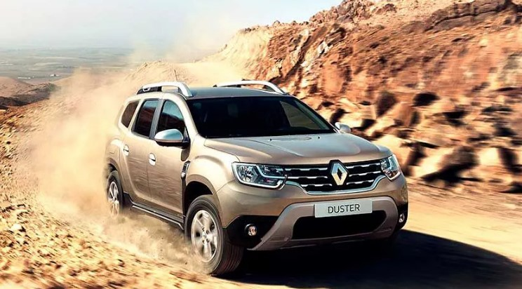 2020 Renault Duster Exterior