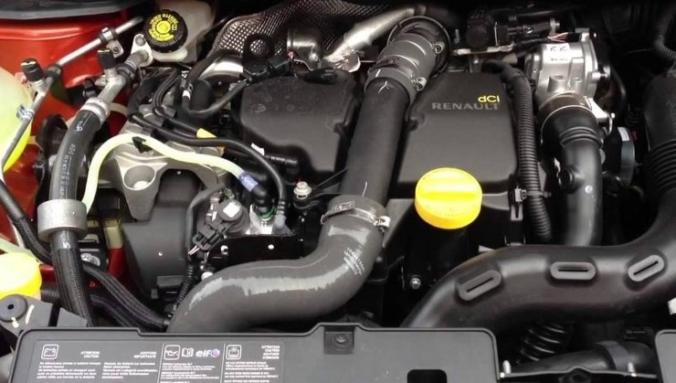 2021 Renault Captur Engine