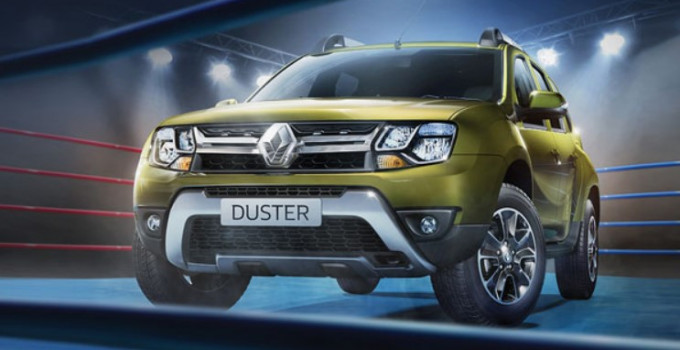 2021 Renault Duster Exterior