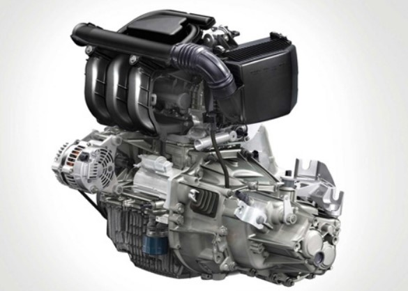 2021 Renault Kwid Engine