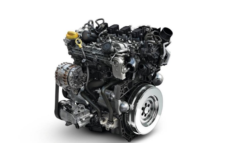 2021 Renault Koleos Engine
