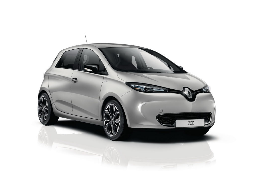 2020 Renault Zoe Reveals New Face With Clio Inspired