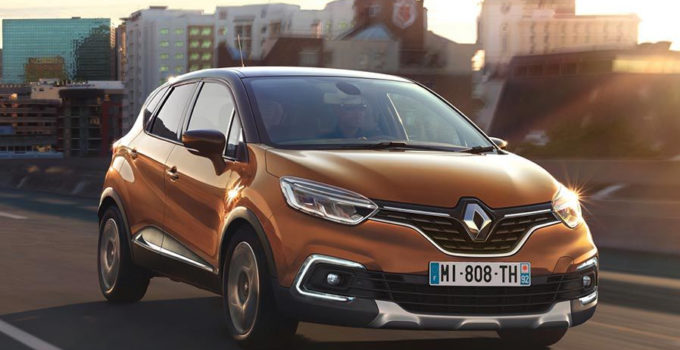 Renault Captur 2017 UK Price Specs And Release Date