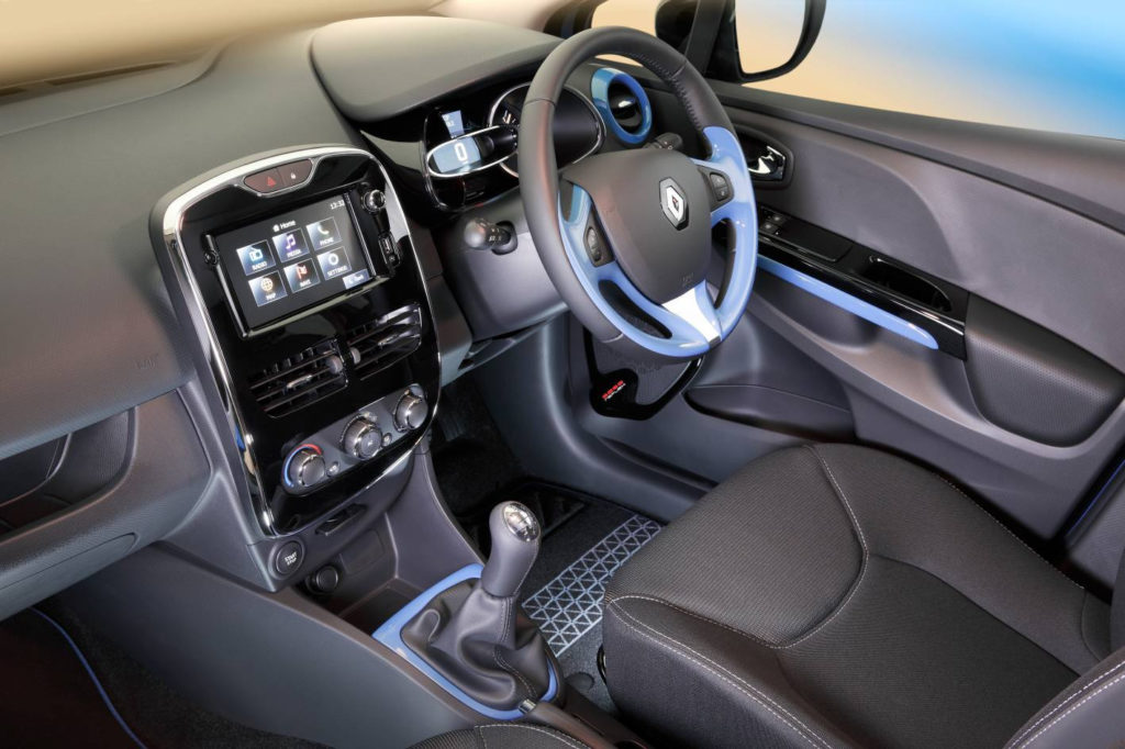 Renault Cars News Clio 4 Pricing And Specifications