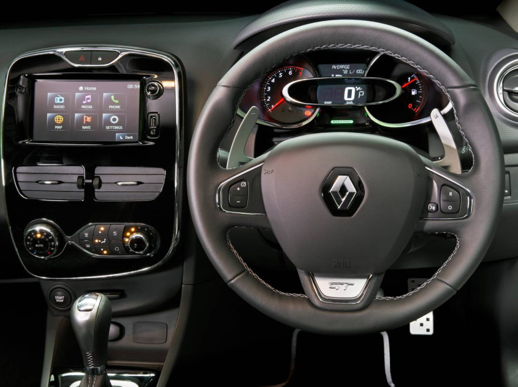 Renault Cars News Clio GT Launched From 25 290