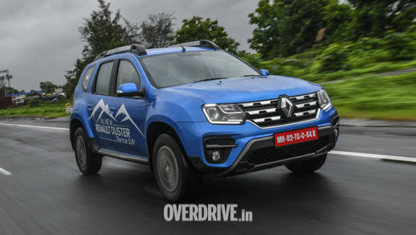 2019 Renault Duster Facelift Road Test Review Overdrive