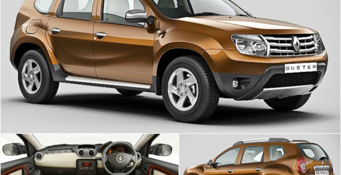 AUTOMOTIVE CRAZE Renault Duster RxL 85 Ps Diesel