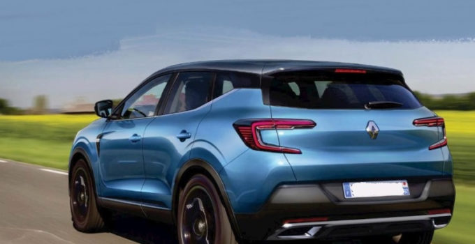 2021 Renault Kadjar Offers Ergonomic Design And More