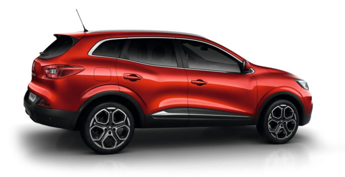 Design KADJAR Cars Renault UK