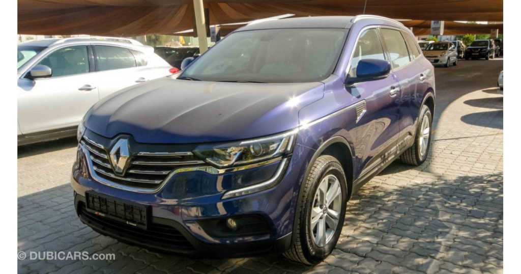 Renault Koleos 4WD For Sale AED 69 900 Blue 2017