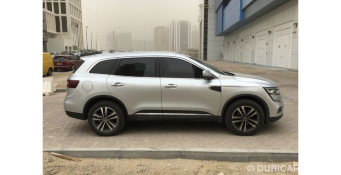 Renault Koleos For Sale AED 68 000 2018