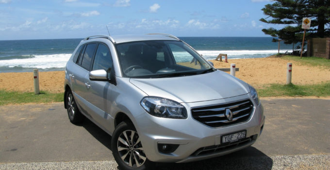 Renault Koleos Review Photos CarAdvice