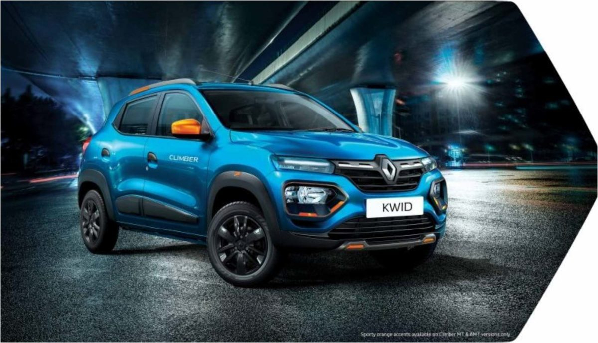 5 Renault Kwid Facelift Price, Ground Clearance, Automatic
