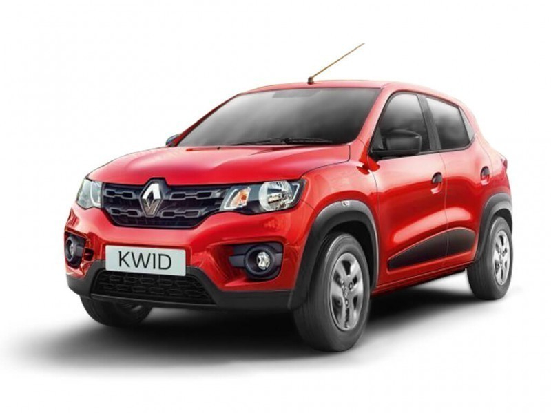 Renault Launches KWID 1 0L First Look Specifications