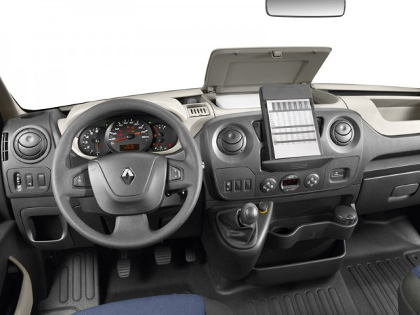 Renault Master Energy Business Review Business Vans