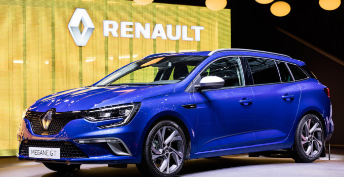 New Renault Megane Sport Tourer Estate Prices And Specs