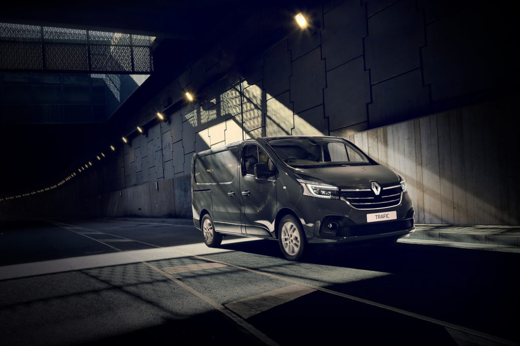 New Renault Trafic The Automatic Choice Renault