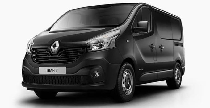 2018 Renault Trafic Trafic SWB 103kW Twin turbo Manual