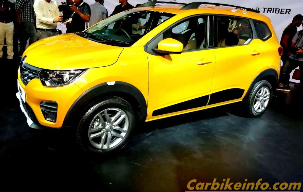 Renault Triber India Price Review Images Triber Launch