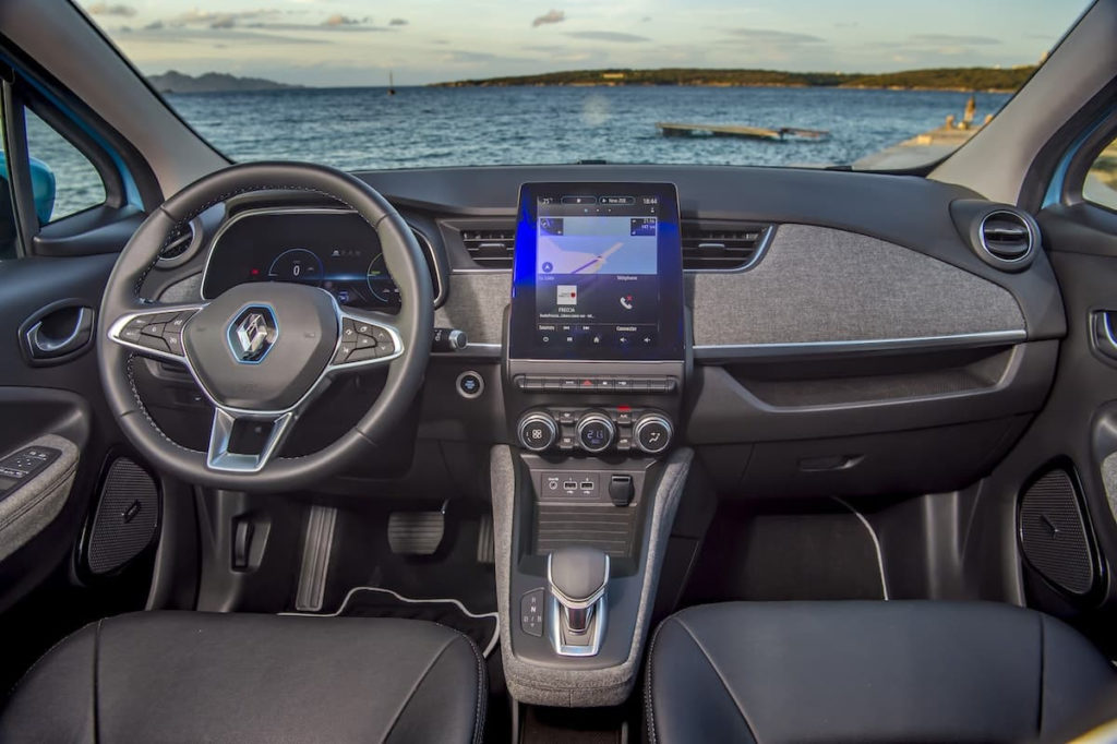 2020 Renault Zoe Test Drive The Car Expert