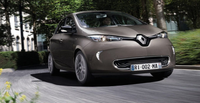 Renault Zoe Kangoo EV Pricing Confirmed For Australia