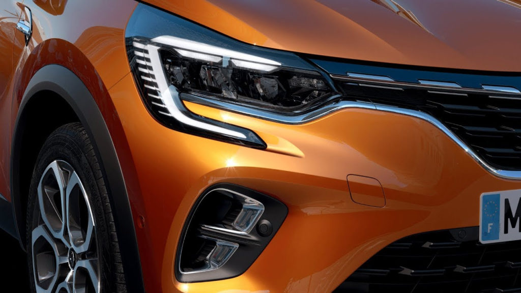 2020 Renault CAPTUR Facelift Coming INDIA FIRST LOOK