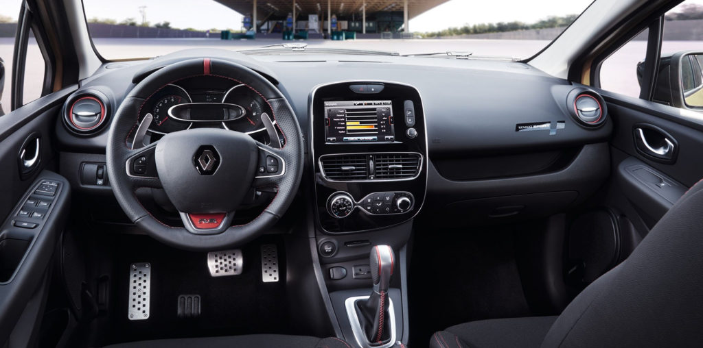 2018 Renault Clio RS Pricing And Specs New Looks More