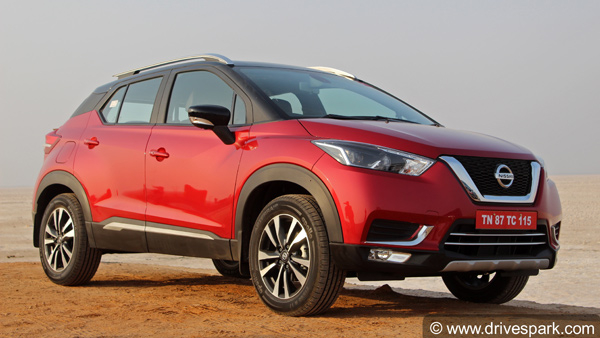 Nissan Duster SUV Rebadged Renault Duster SUV Four