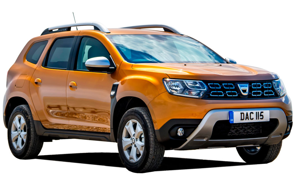Dacia Duster SUV Engines Top Speed Performance Carbuyer