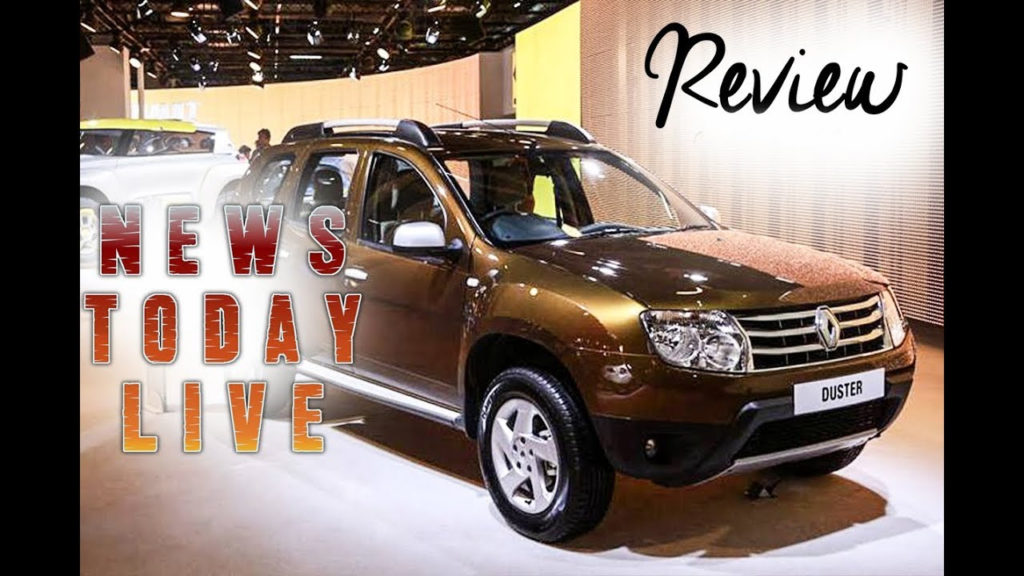 All New Renault Duster Top Model Test Drive Interiors