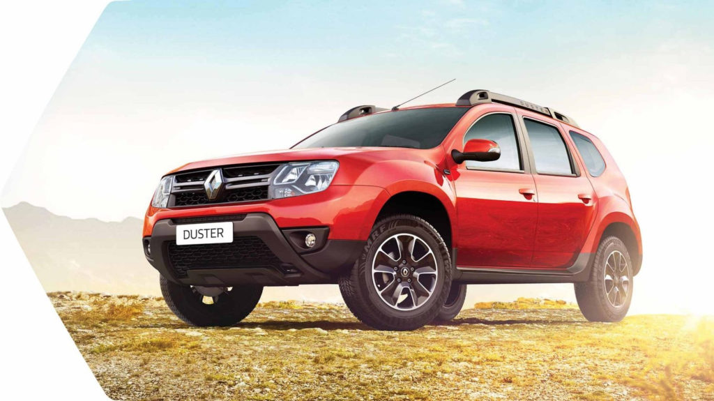 Duster The True SUV Renault India
