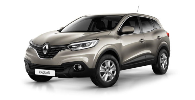 KADJAR Family SUV Cars Renault UK