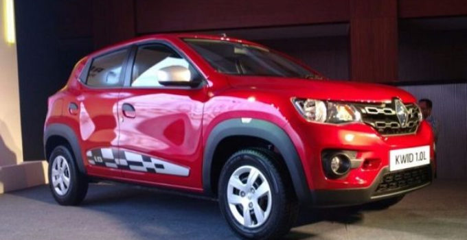 Renault Kwid 2018 Price In India Mileage Specs Features