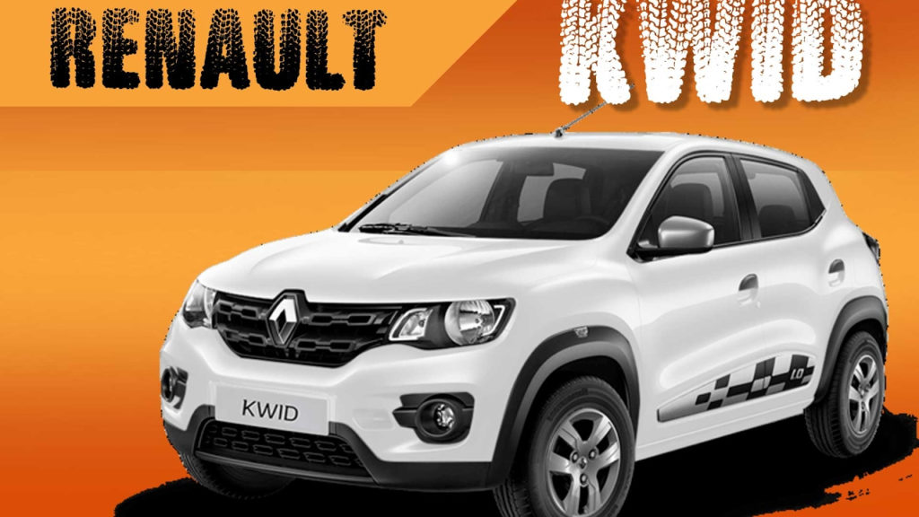 2017 Latest Renault Kwid Model Car Full Specifications
