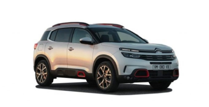 Citroen C5 Aircross Price In India Mileage Images Specs