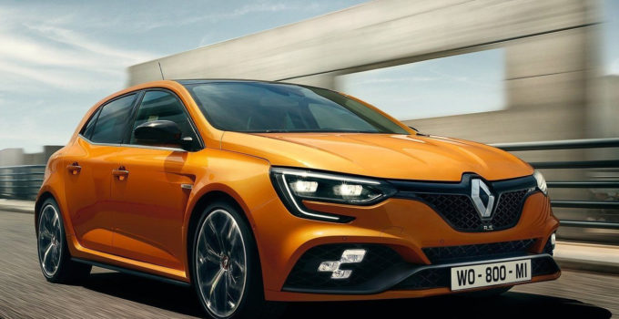 2018 Renault Megane RS With Images New Renault