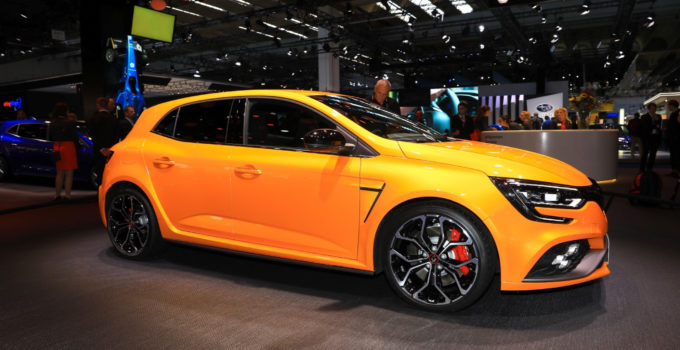 2018 Renault Megane RS Is The Best Hot Hatchback At IAA