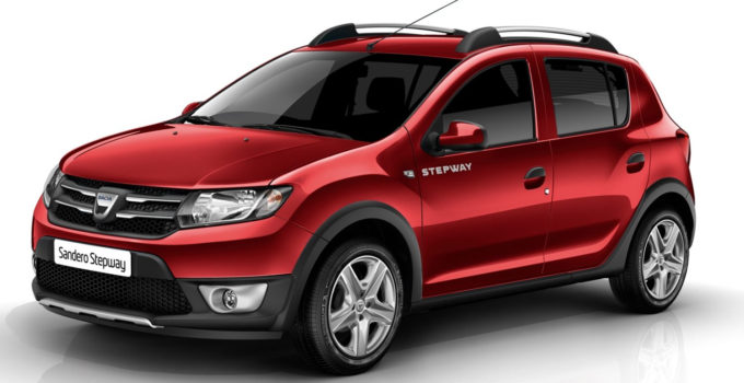 2018 Dacia Sandero Stepway Interior Photos New SUV Price