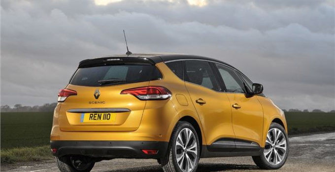 Renault Scenic 2016 Car Review Honest John