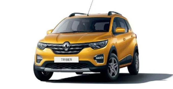 Renault Triber Price Reviews Interior Images Specs