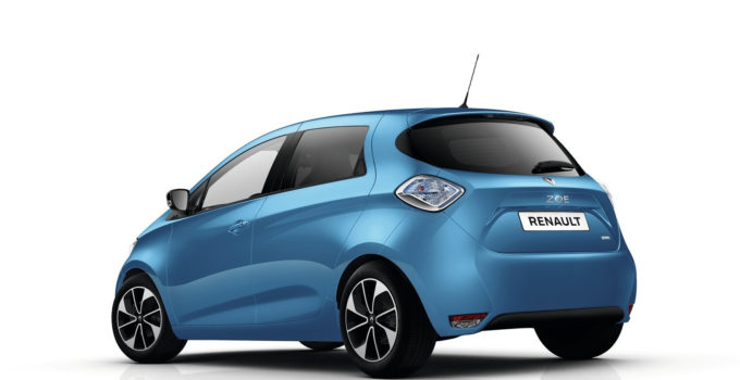 Renault Zoe 2017 Exterior Image Gallery Pictures Photos