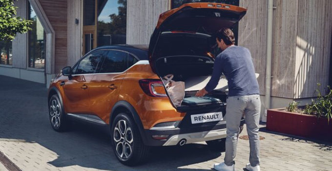 All New CAPTUR Sporty Unique Design Renault Ireland