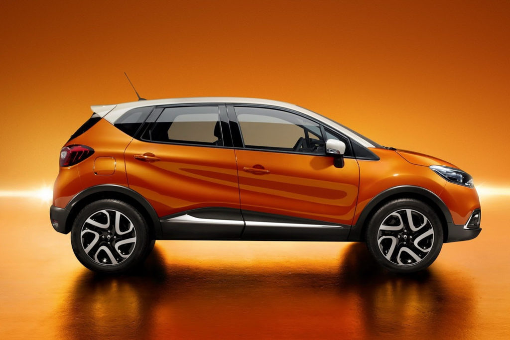 New Renault Captur Puts A Crossover Twist To The Clio