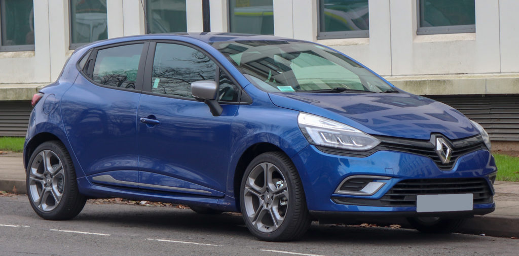Fil 2018 Renault Clio GT Line TCE 900cc Front jpg Wikipedia
