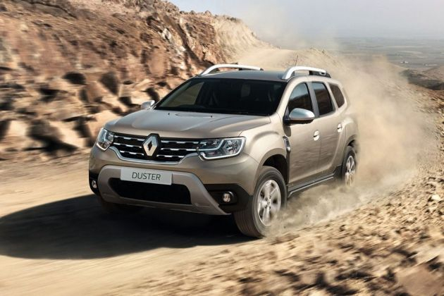 Renault Duster Price Reviews Images Specs 2019