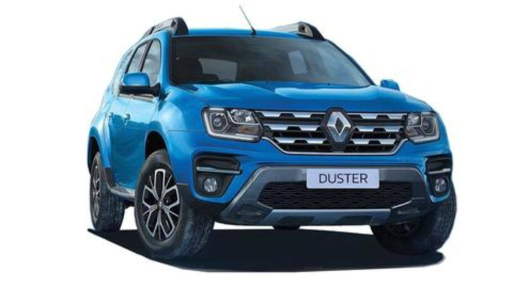 BS6 compliant Renault Duster Spotted India Launch